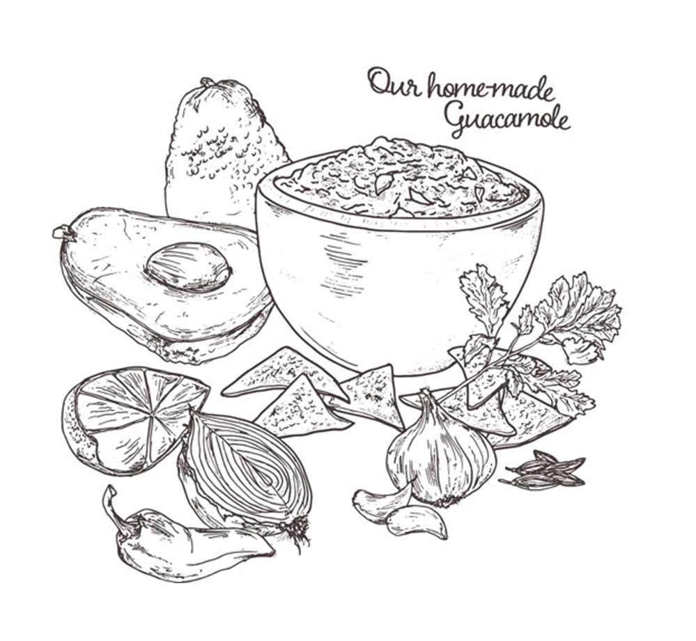 Cuban Illustration Design
