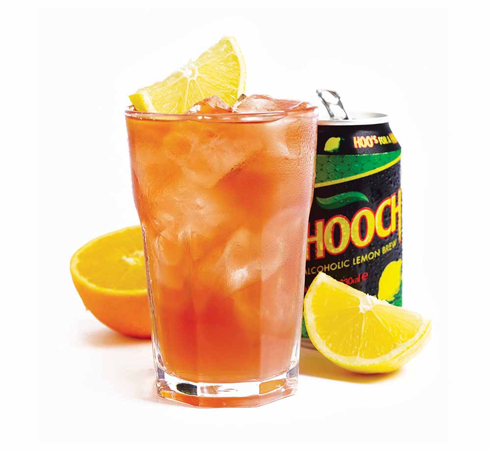 Hooch Cocktail Design