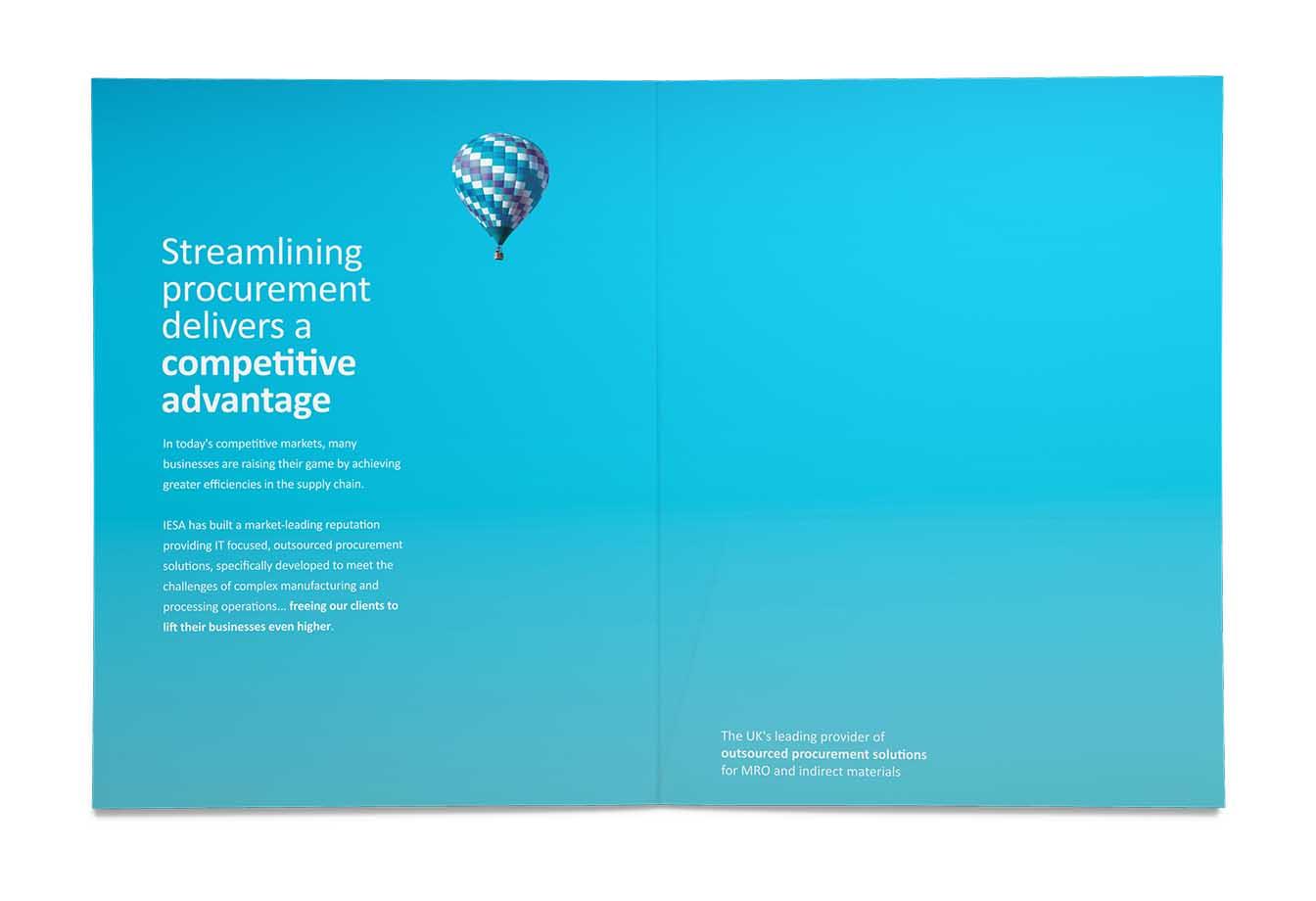 IESA Folder Design