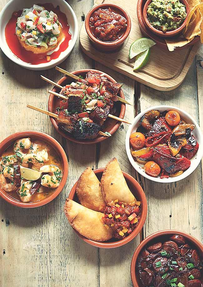 Revolucion De Cuba Food Manchester