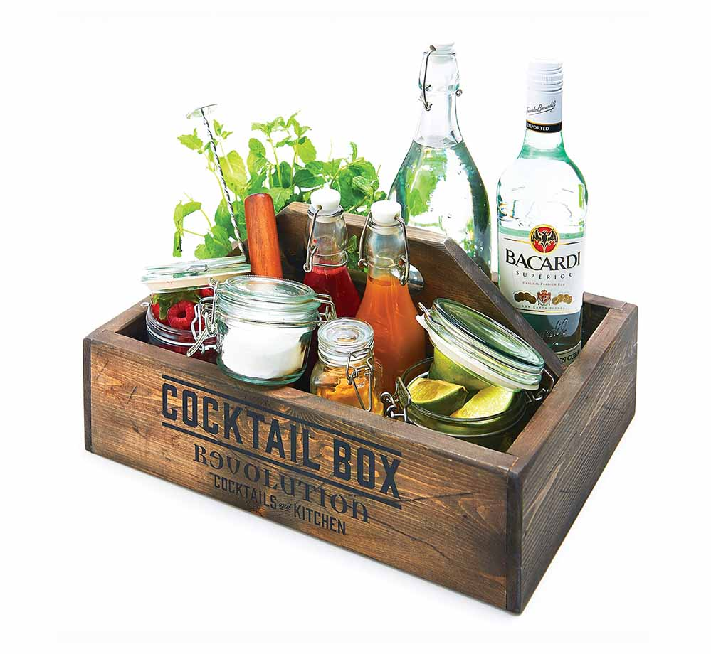 Revolution Cocktail Box