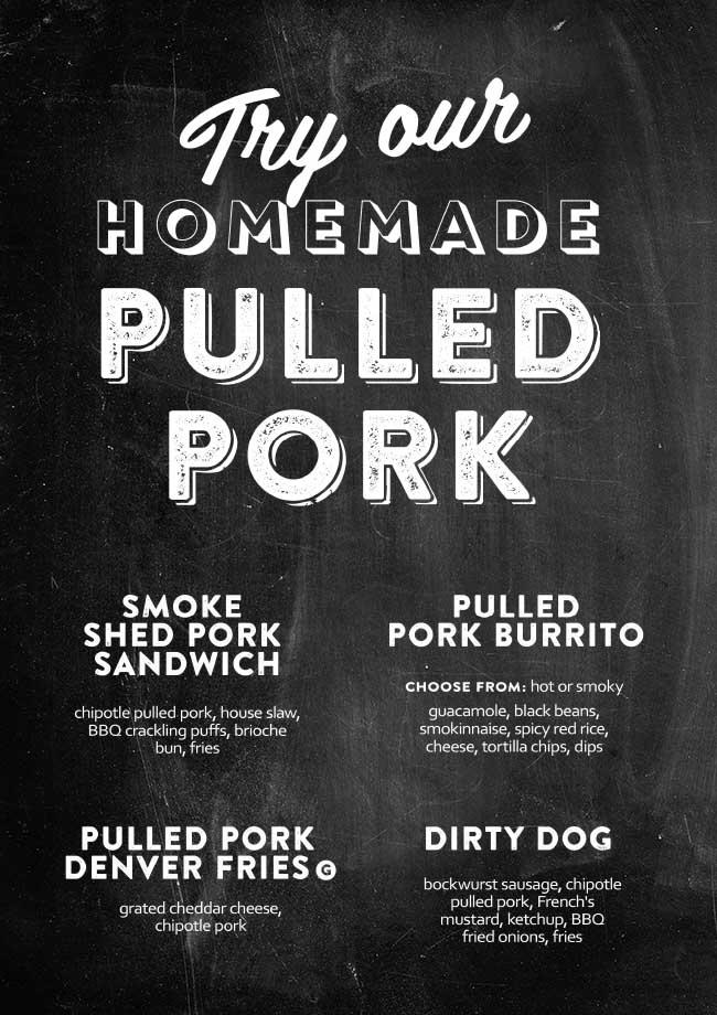 Revolution Pulled Pork Design
