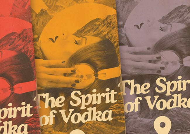 Revolution The Spirit of Vodka