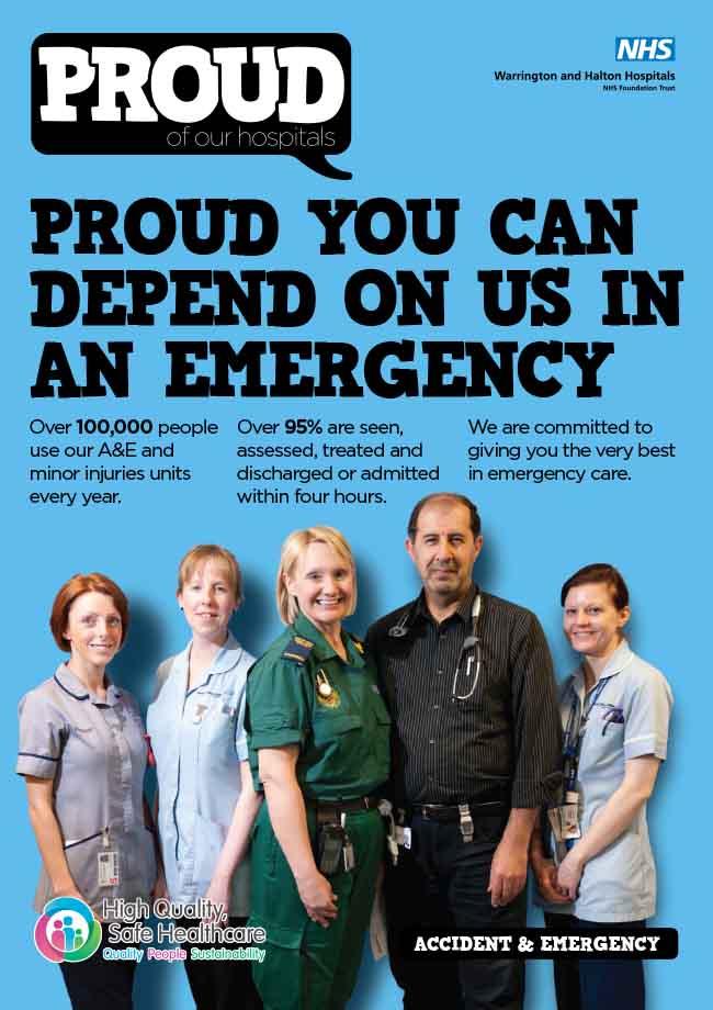 Warrington Hospital Campaign