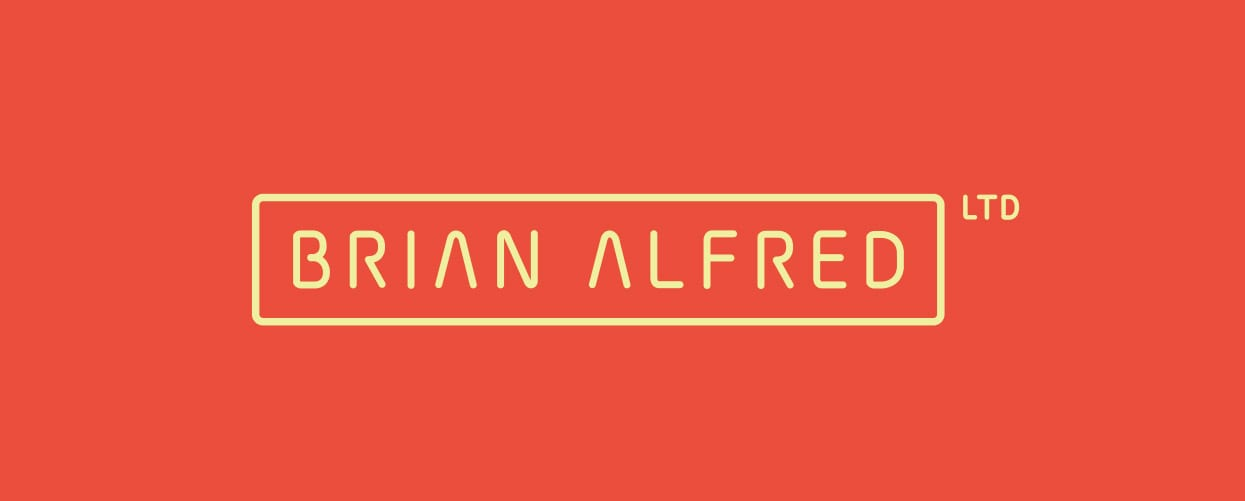 brian alfred logo banner main