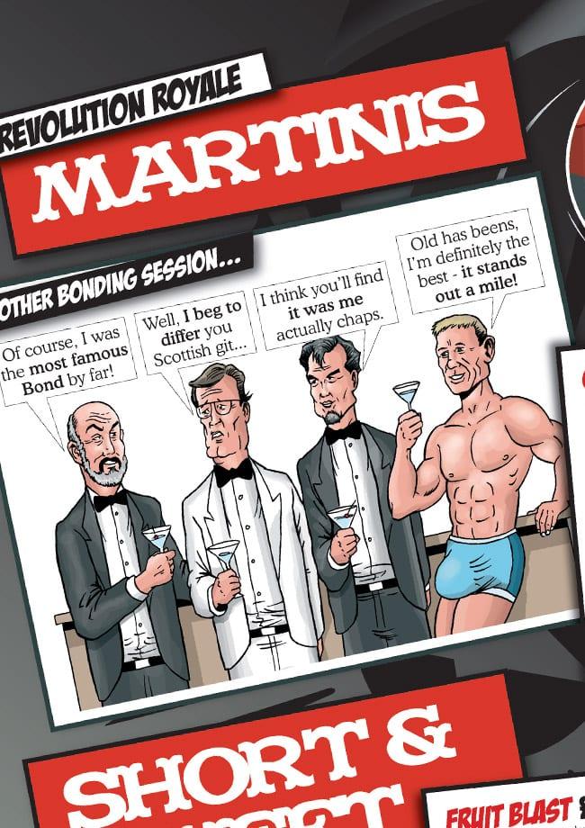 copywriting mad magazine design