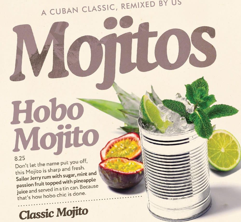 spirit of vodka mojitos