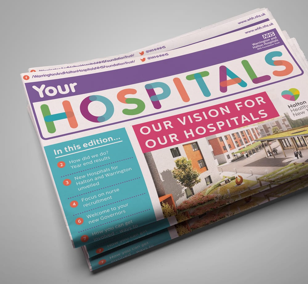 Warrington & Halton Hospitals Newsletter