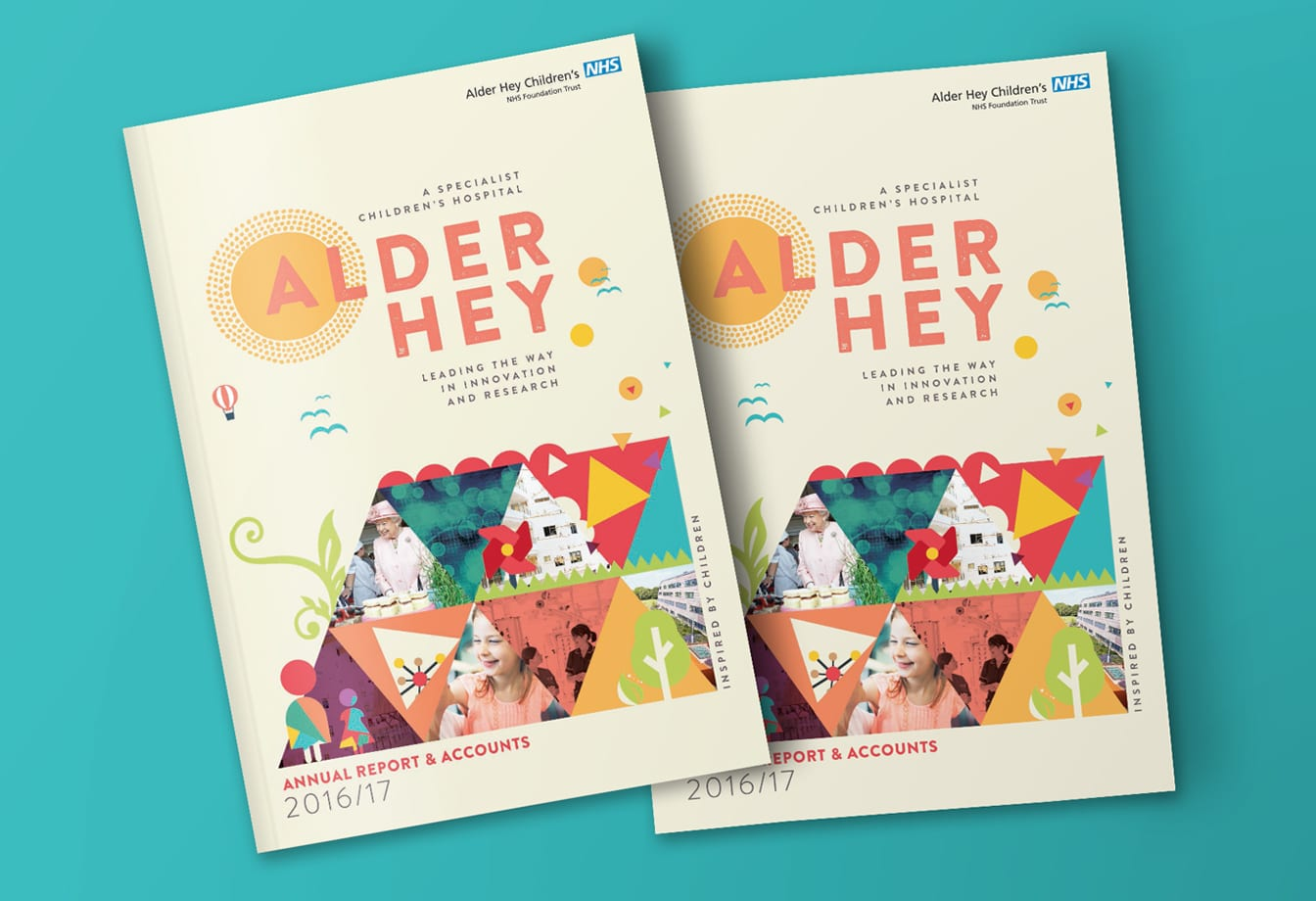 Alder Hey Annual Report