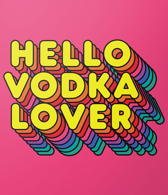 Revolution – I ♥ Vodka